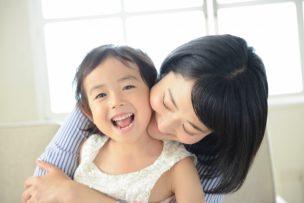 笑顔の子供とママ★